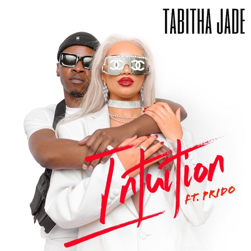 """Tabitha Jade's """"Intuition"""" cover featuring PRIDO."""
