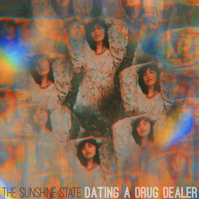 "The Sunshine State's ""Dating a Drug Dealer"" cover art."