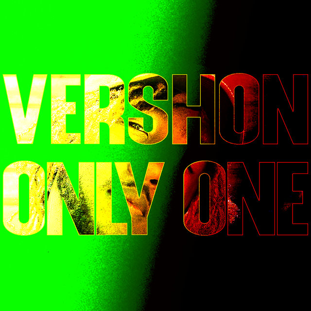 """Vershon's """"Only One"""" song cover art."""