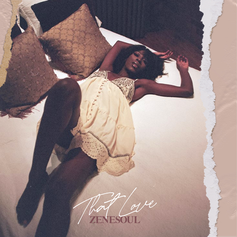 "Zenesoul - ""That Love"" single cover art"