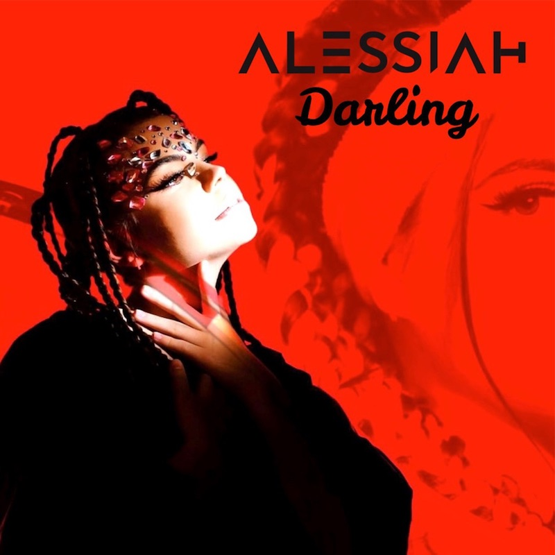 "Alessiah - ""Darling"" song cover art"