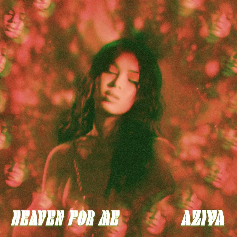 Aziya - Heaven for Me song cover art