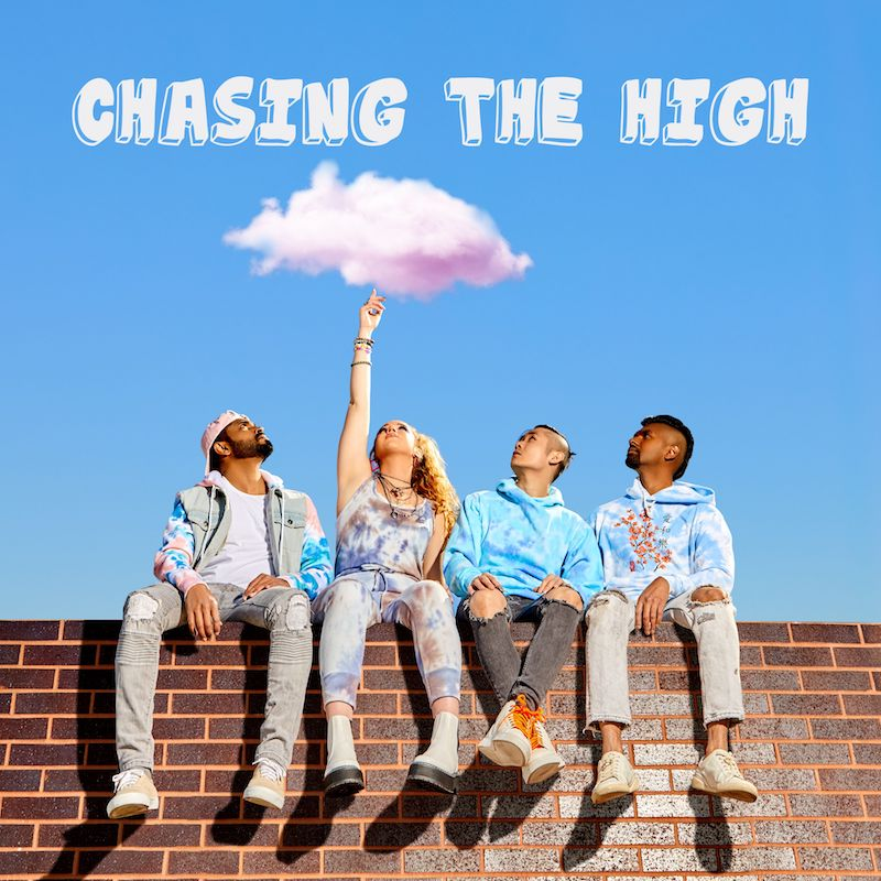 "Beat The System - ""Chasing the High"" song cover art"