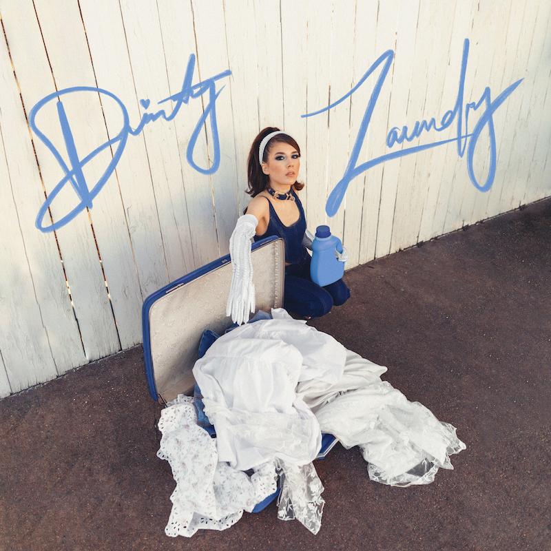 "Gabriella Stella - ""Dirty laundry"" song cover art"