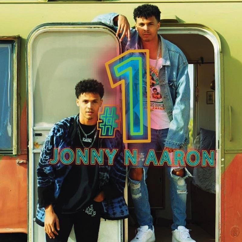 "JNA - ""#1"" song cover art"