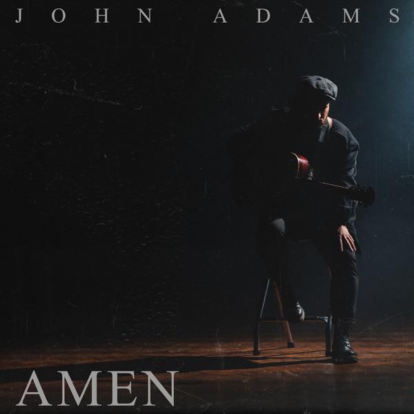"""John Adams - """"Amen"""" song cover art"""