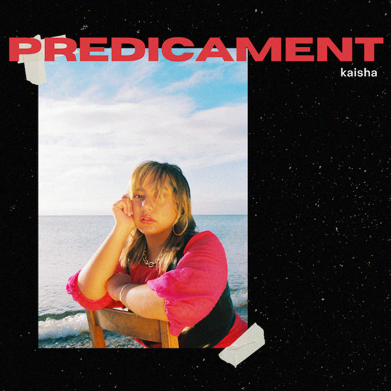 "Kaisha - ""Predicament"" song cover art"