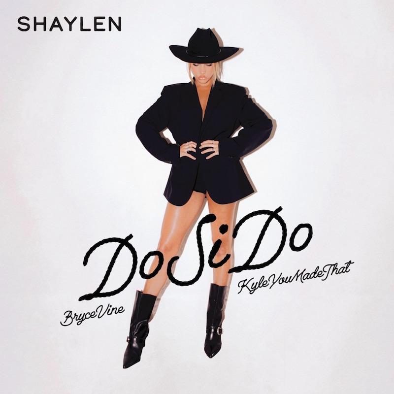 "Shaylen & Bryce Vine & KyleYouMadeThat - ""Do Si Do"" single cover art"