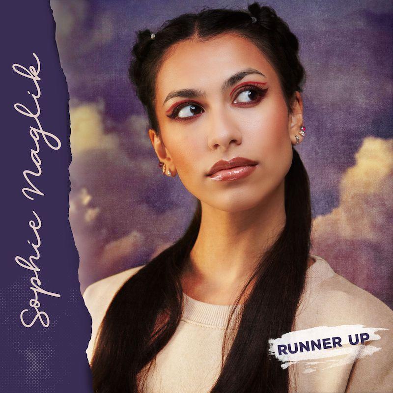 """Sophie Naglik - """"Runner Up"""" single cover art"""
