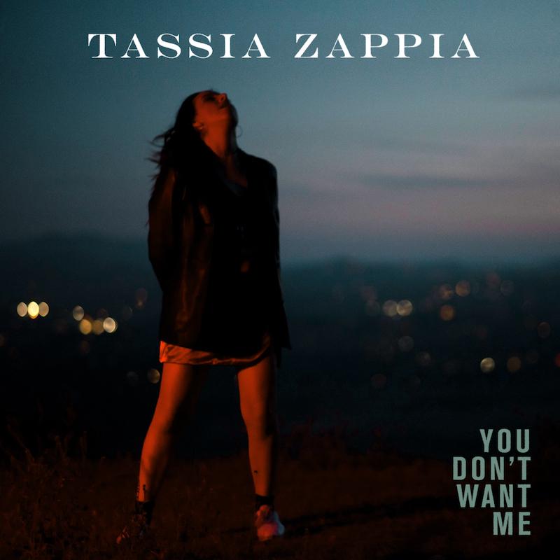 Tassia Zappia - Carátula de la canción