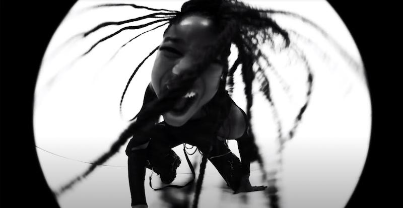 """WILLOW - """"t r a n s p a r e n t s o u l"""" music video photo"""