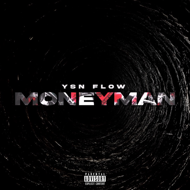 "YSN Flow - ""Money Man"" song cover art"