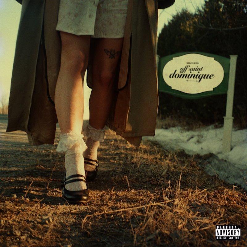 renforshort - off saint dominique EP cover art