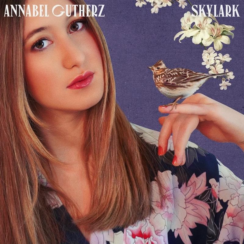 """Annabel Gutherz - """"Skylark"""" song cover art"""