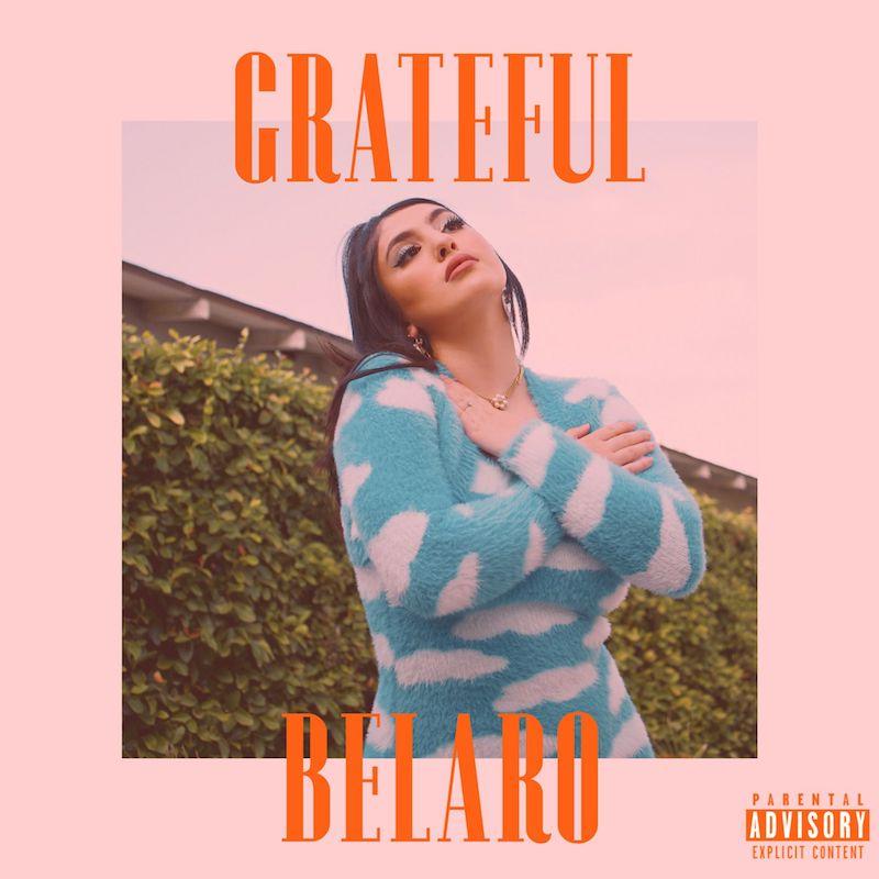 "BELARO - ""Grateful"" song cover art"