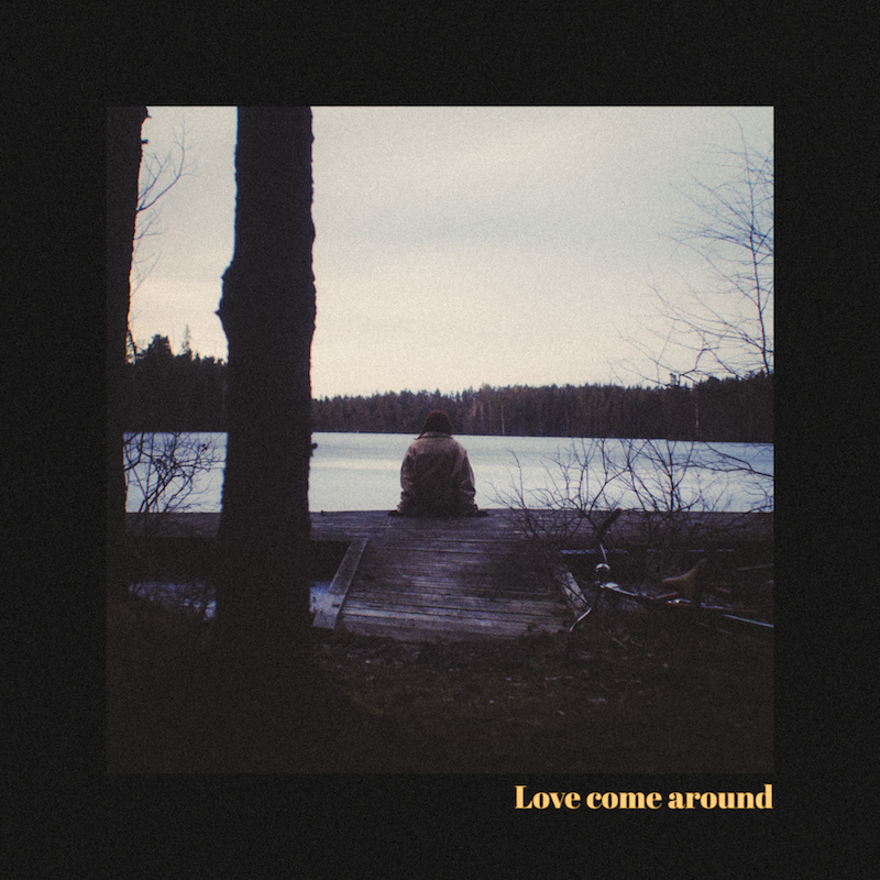 """Elina - """"Love Come Around"""" song cover art"""