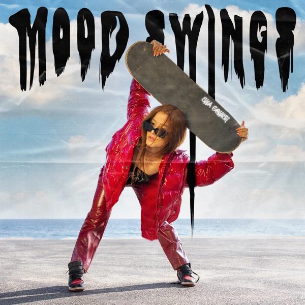 "Ella Collier - ""Mood Swings"" EP cover art"