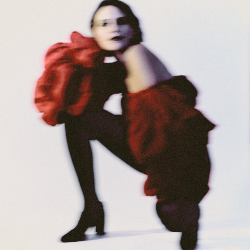 "Eva Tolkin - ""Is It Love"" song cover art"