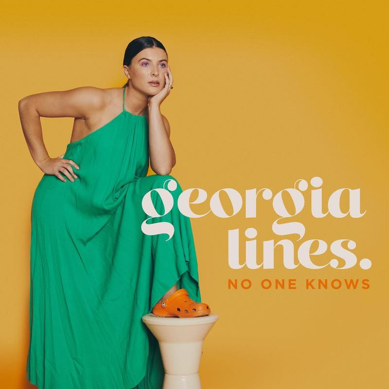 """Georgia Lines - """"No One Knows"""" song cover art"""