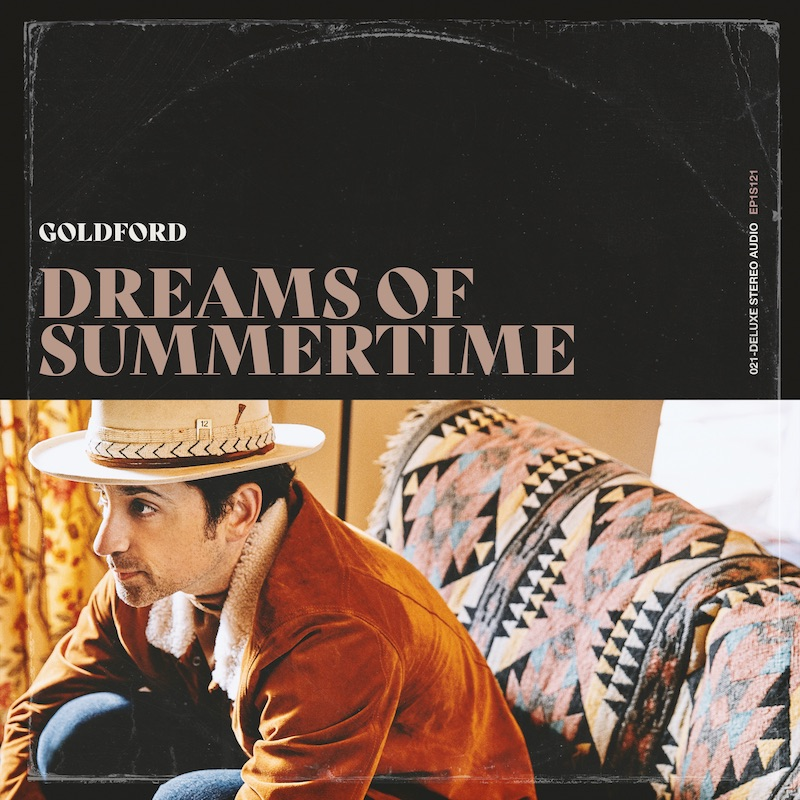 """GoldFord - """"Dreams of Summertime"""" cover art"""