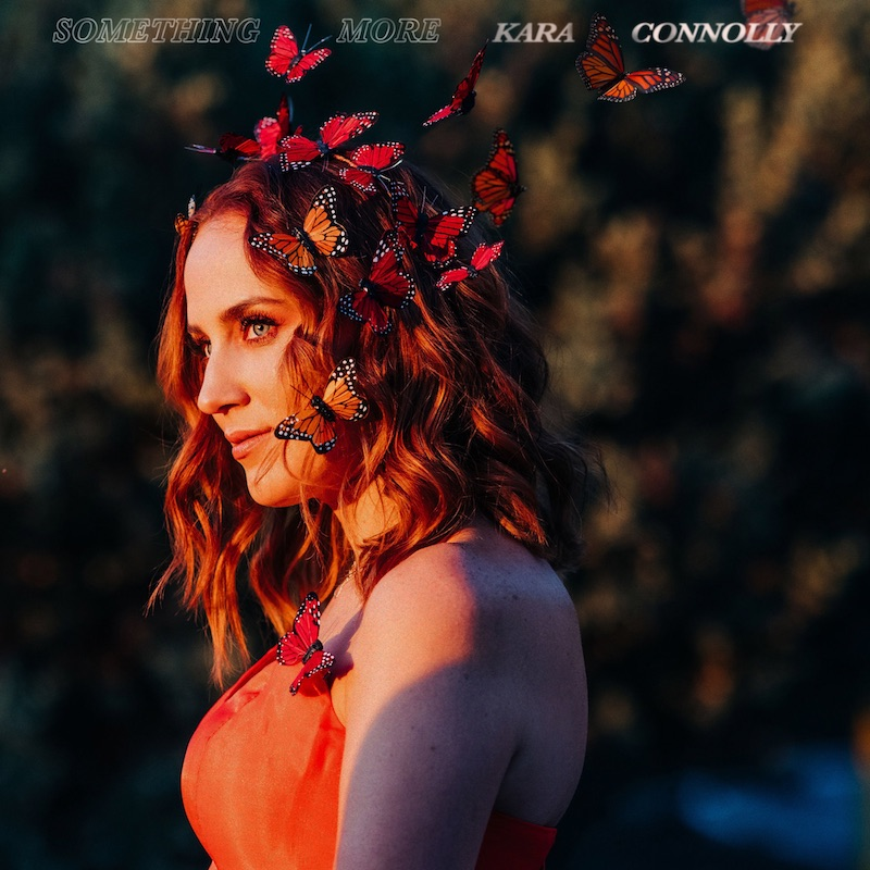 """Kara Connolly - """"Something More"""" song cover art"""
