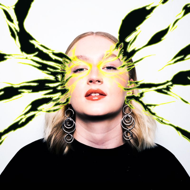 "Kristin Sesselja - ""Perfect for Me"" song cover art"