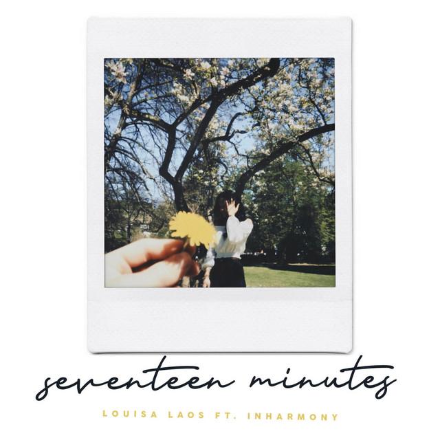 "Louisa Laos - ""seventeen minutes"" song cover art"