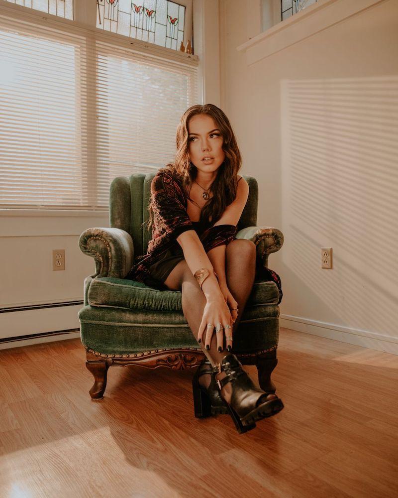 Madisyn Gifford press photo