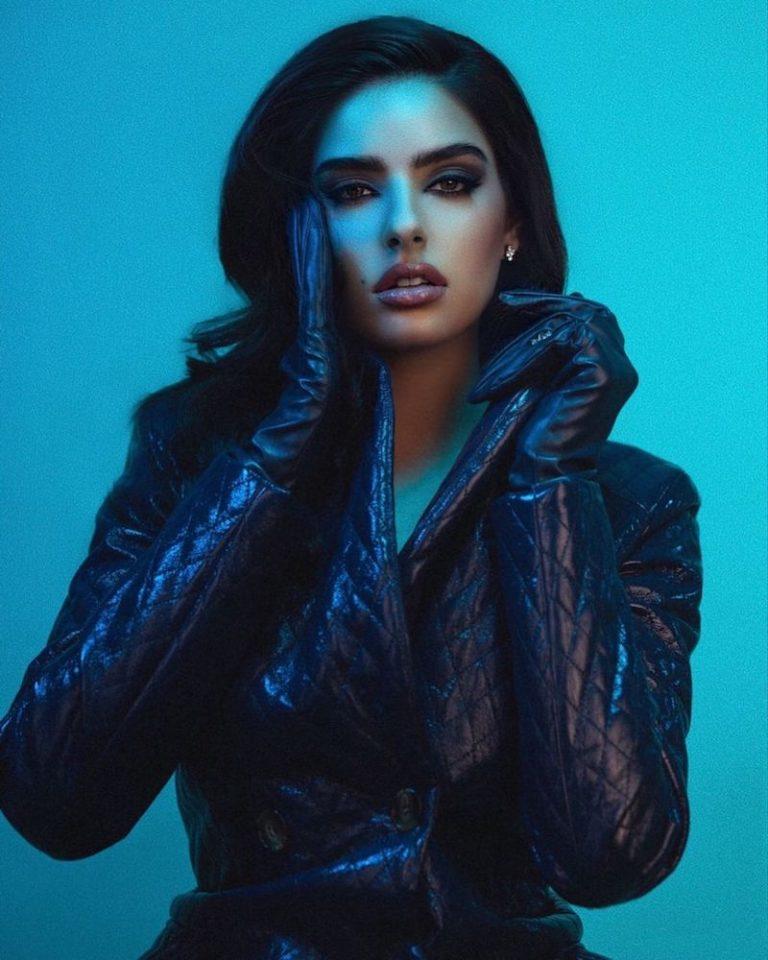 Soulex press photo wearing an elegant outfit
