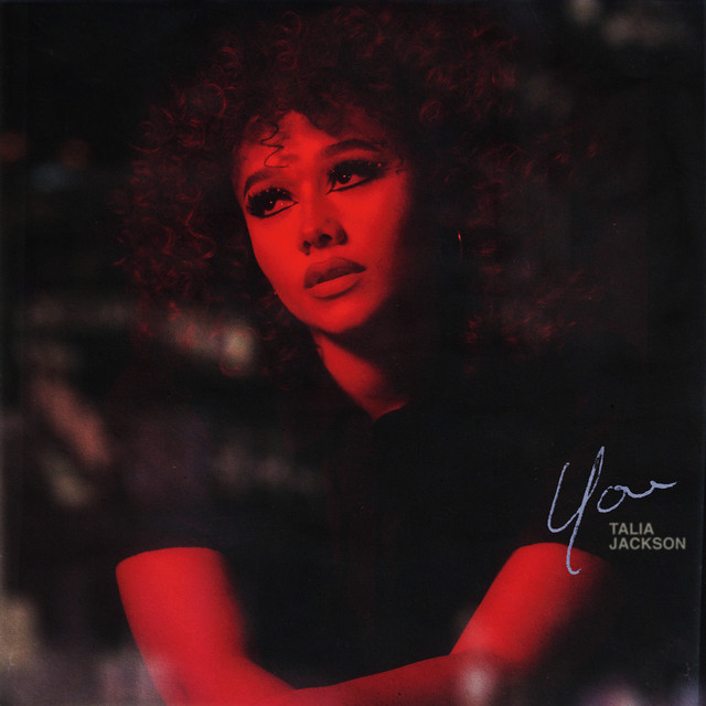 "Talia Jackson - ""You"" song cover art"