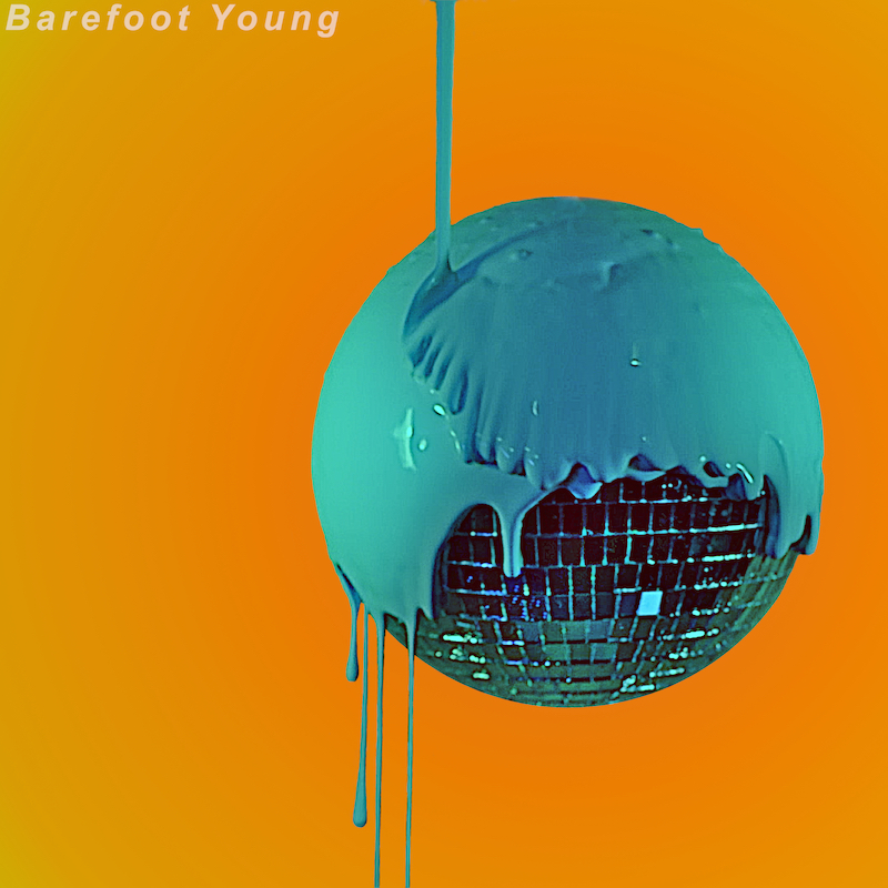 """Barefoot Young - """"W.B.T.T."""" album cover art"""