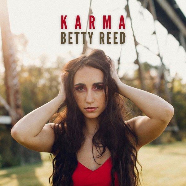 """Betty Reed - """"Karma"""" song cover art"""