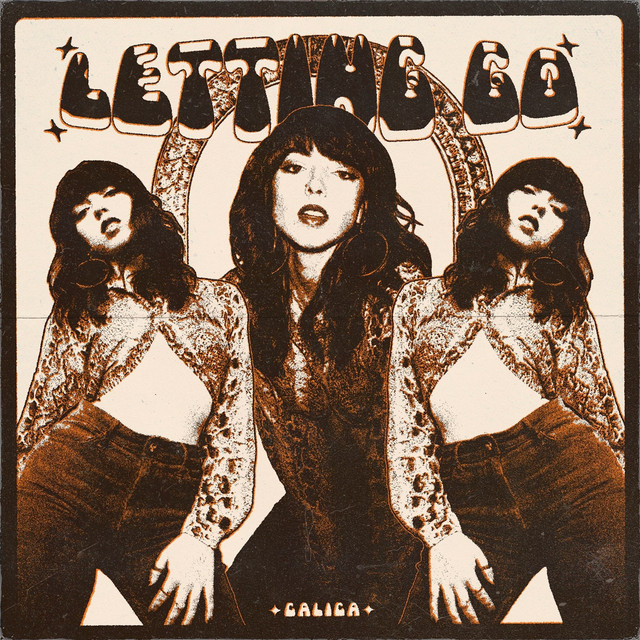 """Calica - """"Letting Go"""" song cover art"""