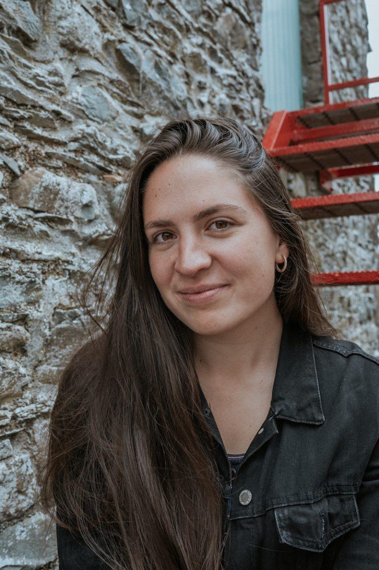 Claire Hawkins press photo