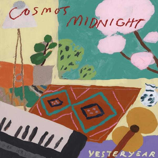 Cosmo's Midnight - Yesteryear album cover art