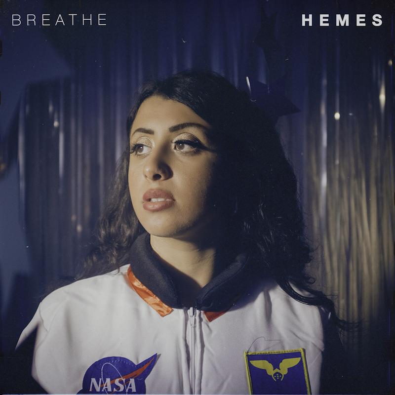 "Hemes - ""Breathe"" song cover art"