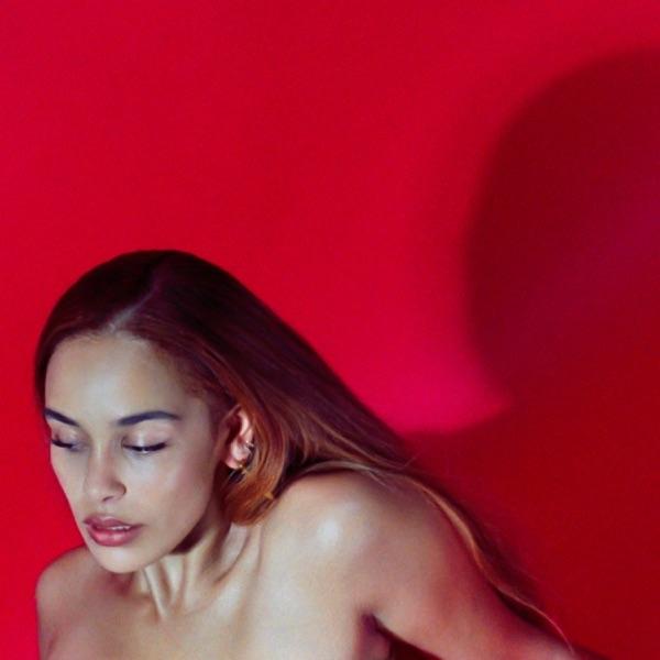 Jorja Smith - Be Right Back album cover art