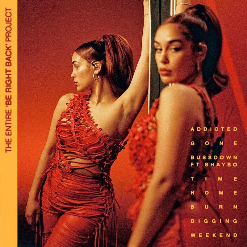 "Jorja Smith ""Bussdown"" album cover art"