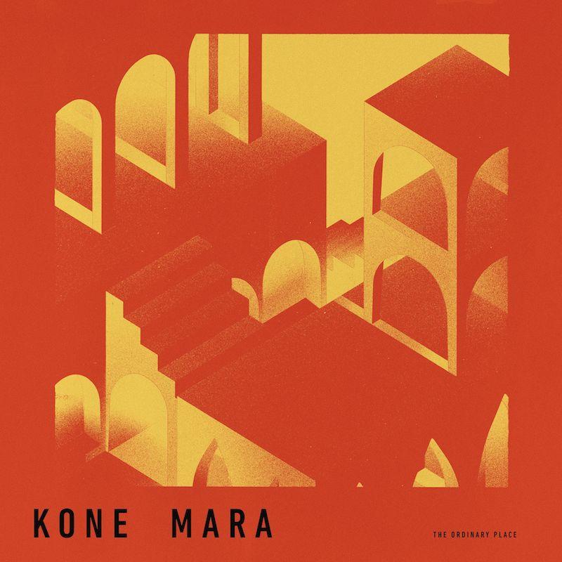 "Kone Mara - ""The Ordinary Place"" song cover art"