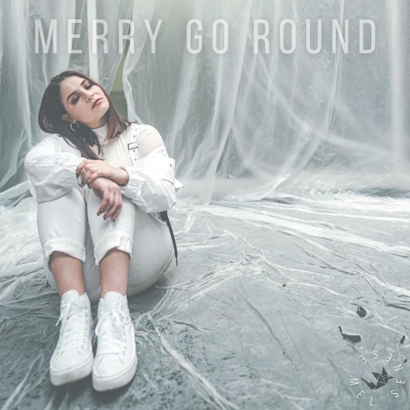 "Mel Senese - ""Merry Go Round"" song cover art"