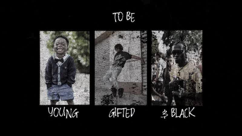 "Michael Kiwanuka - ""To Be Young Gifted & Black"" banner"