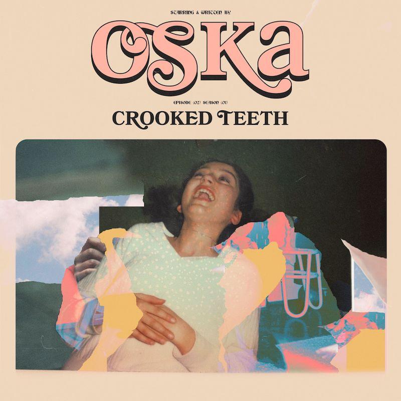 """OSKA - """"Lousy T-Shirt"""" song cover art"""