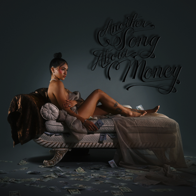 """Paige Garabito - """"Another Song About Money"""" song cover art"""