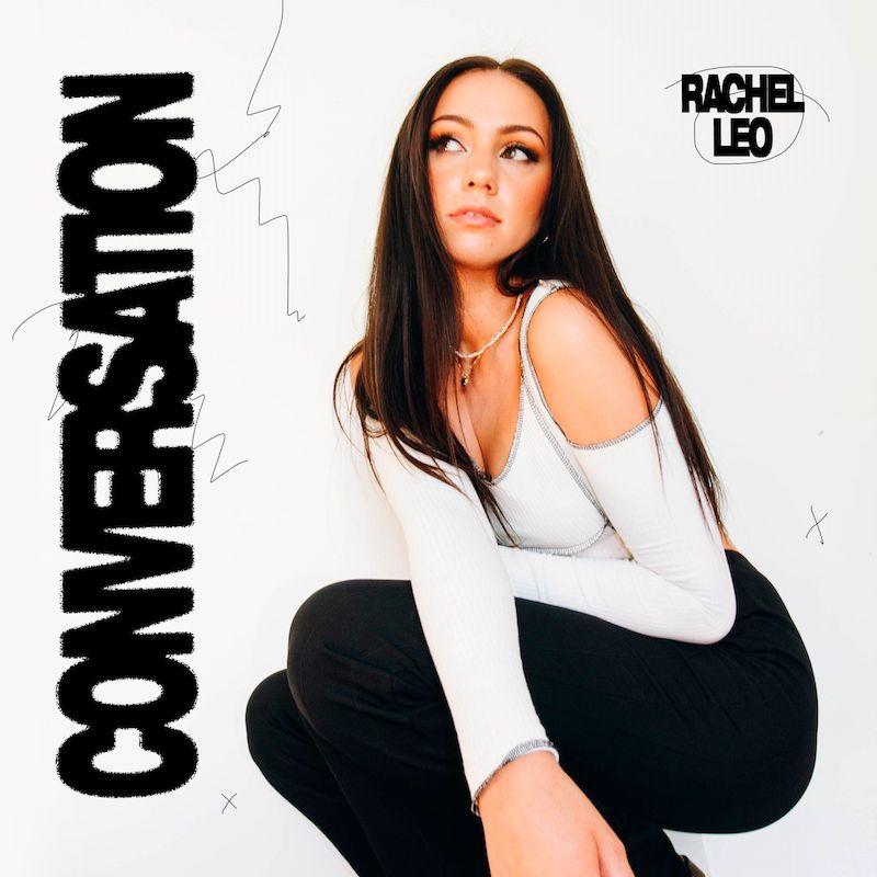 "Rachel Leo - ""Conversation"" song cover art"