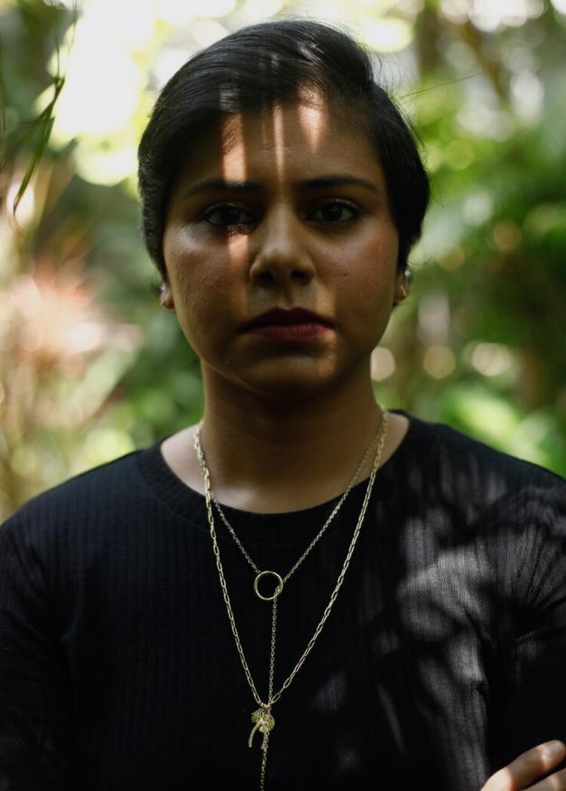 Sahana Naresh press photo
