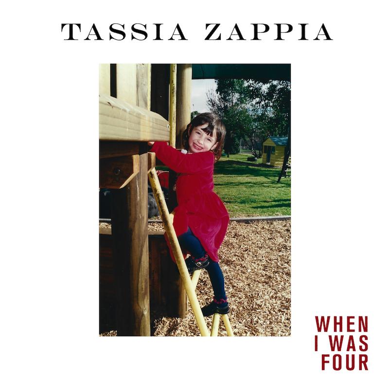 Tassia Zappia - When I was Four (Artwork)