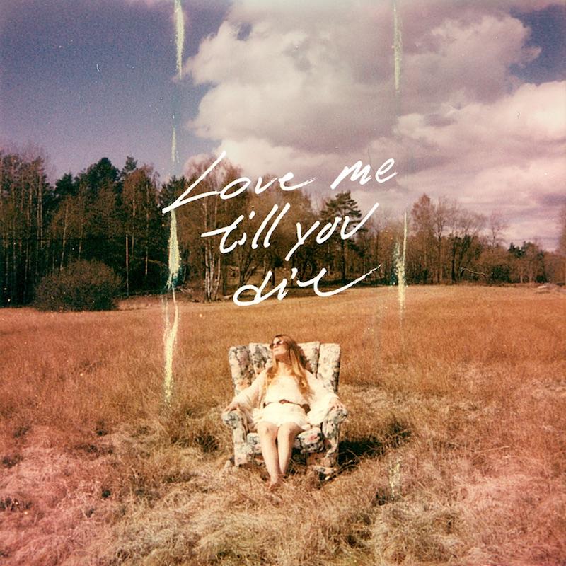 """Tilde - """"Love Me Till You Die"""" song cover art"""