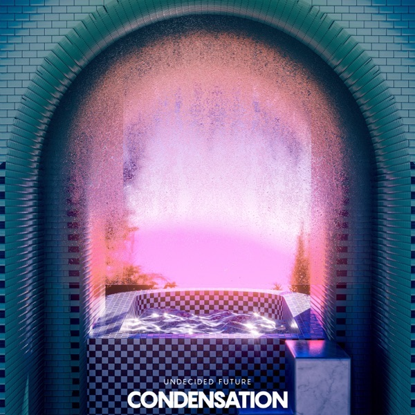 """Undecided Future - """"Condensation"""" song cover art"""