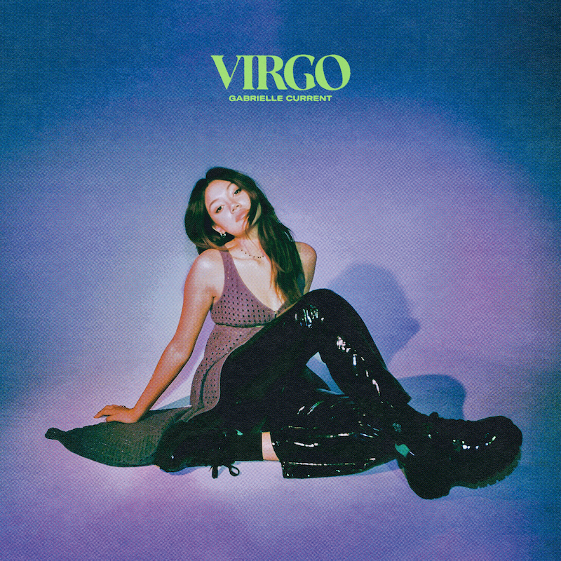 Virgo EP art - Gabrielle Current