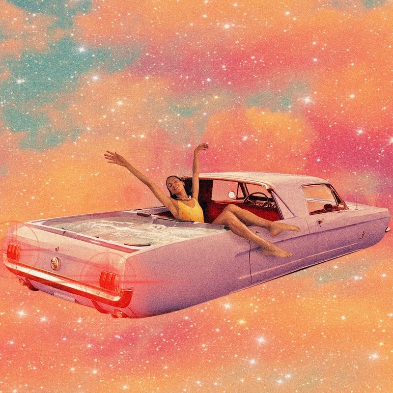 """Adeline - """"Eternity"""" song cover art"""